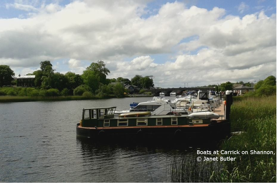 The River at Carrick-on-Shannon